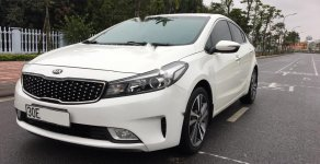 Bán Kia Cerato 1.6 MT đời 2016, màu trắng xe gia đình, giá chỉ 455 triệu giá 455 triệu tại Hà Nội