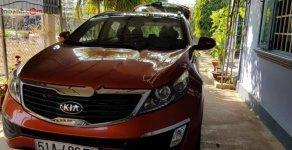 Cần bán lại xe Kia Sportage 2.0 AT sản xuất 2012, xe nhập giá 585 triệu tại Tp.HCM