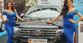 Volkswagen Sài Gòn - Bán xe Volkswagen Tiguan Highline đời 2019, màu đen giá 1 tỷ 729 tr tại Tp.HCM
