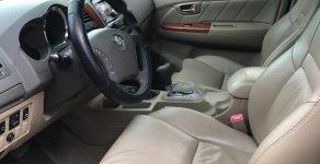 Bán ô tô Toyota Fortuner 2.7 AT 4x4 đời 2010, màu đen giá 480 triệu tại Hà Nội