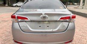 Bán Toyota Vios G đời 2018, màu bạc chính chủ giá 538 triệu tại Hà Nội