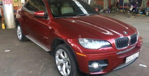 Cần bán gấp BMW X6 sản xuất 2008, màu đỏ, xe nhập giá 700 triệu tại BR-Vũng Tàu