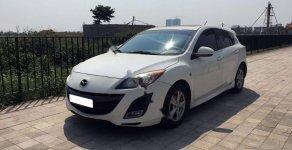 Cần bán lại xe Mazda 3 đời 2010, màu trắng, nhập khẩu số tự động, giá tốt giá 375 triệu tại Hà Nội
