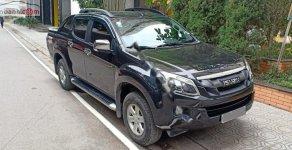 Cần bán Isuzu Dmax sản xuất năm 2017, màu đen, xe nhập ít sử dụng giá 485 triệu tại Hà Nội