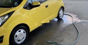 Cần bán xe Chevrolet Spark năm sản xuất 2015, màu vàng giá cạnh tranh giá 170 triệu tại Hải Phòng