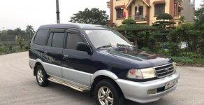 Cần bán xe Toyota Zace 2002, màu xanh lam, giá 138tr giá 138 triệu tại Ninh Bình