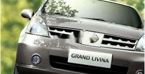 Bán Nissan Grand livina 2011, màu xám chính chủ, giá 170tr giá 170 triệu tại Nam Định