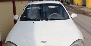 Cần bán lại xe Daewoo Lanos sản xuất 2003, màu trắng số sàn giá 79 triệu tại Tp.HCM