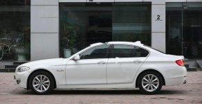 Cần bán BMW 5 Series 520i đời 2012, màu trắng, nhập khẩu nguyên chiếc số tự động, giá chỉ 880 triệu giá 880 triệu tại Hà Nội