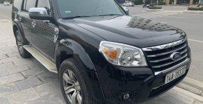 Bán Ford Everest Limited AT năm 2009, màu đen số tự động, giá 395tr giá 395 triệu tại Hải Dương