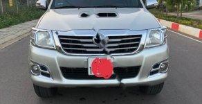 Bán xe Toyota Hilux đời 2013, màu bạc, xe nhập số sàn giá 452 triệu tại Gia Lai