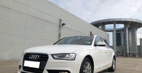 Cần bán gấp Audi A4 năm 2015, màu trắng, nhập khẩu nguyên chiếc xe gia đình giá 1 tỷ 50 tr tại Tp.HCM