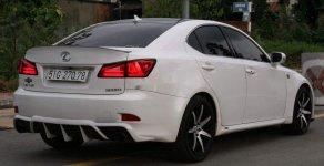 Bán ô tô Lexus IS 250 sản xuất 2009, màu trắng, xe nhập, giá 750tr giá 750 triệu tại Đồng Nai