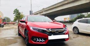 Bán Honda Civic sản xuất năm 2017, màu đỏ giá 808 triệu tại Hà Nội