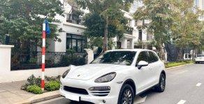 Xe Porsche Cayenne S 2014, màu trắng, nhập khẩu giá 2 tỷ 580 tr tại Hà Nội