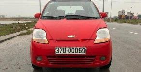 Cần bán Chevrolet Spark Van 0.8 MT sản xuất 2011, màu đỏ, 125tr giá 125 triệu tại Hà Nội