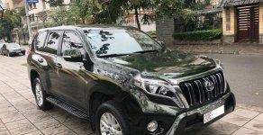 Bán Toyota Prado đời 2015, màu đen, xe nhập giá 1 tỷ 650 tr tại Hà Nội