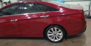 Bán Hyundai Sonata năm 2012, màu đỏ, xe nhập giá 570 triệu tại Thanh Hóa