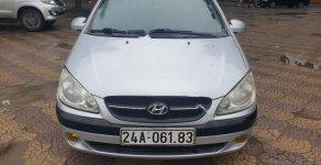 Bán xe Hyundai Getz sản xuất năm 2010, màu bạc, xe nhập giá 168 triệu tại Hà Nội