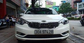 Bán Kia K3 1.6 AT 2016, màu trắng ít sử dụng giá 520 triệu tại Hà Nội