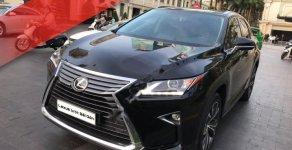 Bán Lexus RX đời 2018, màu đen, nhập khẩu giá 2 tỷ 886 tr tại Tp.HCM