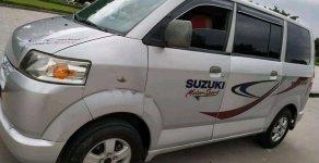 Bán Suzuki APV GL 1.6 MT sản xuất 2009, màu bạc xe gia đình giá 225 triệu tại Lạng Sơn