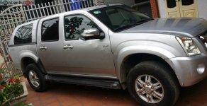 Cần bán Isuzu Dmax đời 2011, màu bạc, nhập khẩu nguyên chiếc giá 310 triệu tại Hưng Yên