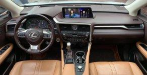 Cần bán lại xe Lexus RX đời 2017, màu trắng, nhập khẩu giá 3 tỷ 499 tr tại Hà Nội