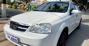 Xe Daewoo Lacetti đời 2009, màu trắng, xe nhập giá 205 triệu tại Bình Dương