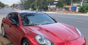 Bán xe Porsche Panamera S năm 2009, màu đỏ, xe nhập xe gia đình giá 1 tỷ 650 tr tại Tp.HCM