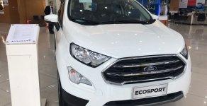 Bán Ford EcoSport 1.5MT năm sản xuất 2020, màu trắng, giá tốt giá 545 triệu tại Hà Nội