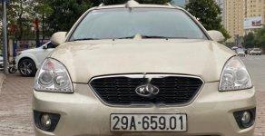 Bán xe Kia Carens SX AT đời 2012, màu vàng chính chủ, giá tốt giá 359 triệu tại Hà Nội
