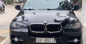 Cần bán gấp BMW X6 năm sản xuất 2008, màu đen, xe nhập số tự động giá 790 triệu tại Hà Nội