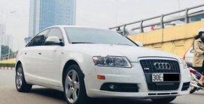 Bán xe Audi A6 năm sản xuất 2008, màu trắng, xe nhập, giá chỉ 565 triệu giá 565 triệu tại Hà Nội