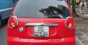 Bán Chevrolet Spark Van 1.0MT năm sản xuất 2013, màu đỏ chính chủ giá 108 triệu tại Hà Nội