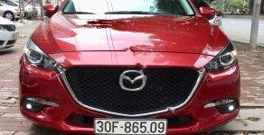 Xe Mazda 3 năm sản xuất 2018, màu đỏ giá 638 triệu tại Hà Nội
