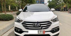 Bán ô tô Hyundai Santa Fe năm 2016, màu trắng, 975 triệu giá 975 triệu tại Hà Nội