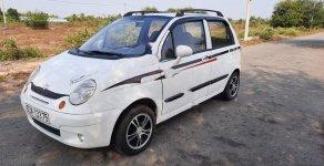 Cần bán gấp Daewoo Matiz sản xuất 2003, màu trắng giá 75 triệu tại Tiền Giang