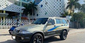 Cần bán lại xe Ssangyong Musso sản xuất năm 2008 giá 178 triệu tại Tp.HCM