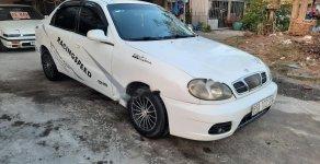 Cần bán lại xe Daewoo Lanos đời 2001, màu trắng giá 75 triệu tại Tiền Giang