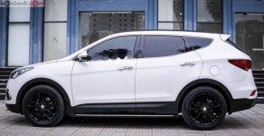 Cần bán xe Hyundai Santa Fe 2.2CRDi đời 2016, màu trắng, 975tr giá 975 triệu tại Hà Nội