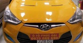 Bán Hyundai Veloster 1.6 AT 2012, màu vàng, nhập khẩu  giá 485 triệu tại Đắk Lắk