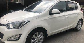 Cần bán Hyundai i20 1.4 AT đời 2013, màu trắng, nhập khẩu xe gia đình giá 355 triệu tại Hà Nội