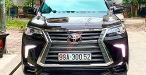 Xe Toyota Fortuner sản xuất 2019, màu nâu, xe nhập giá 1 tỷ 75 tr tại Hà Nội