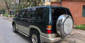 Cần bán Isuzu Trooper năm sản xuất 1997, màu xanh lam, xe nhập giá 105 triệu tại Hà Nội