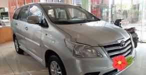 Bán xe Toyota Innova năm 2014, màu bạc chính chủ giá 448 triệu tại BR-Vũng Tàu