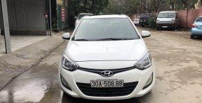 Bán xe Hyundai i20 đời 2014, màu trắng, xe nhập số tự động giá 386 triệu tại Hà Nội