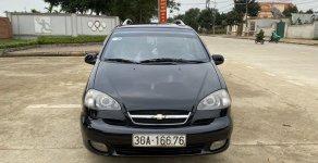 Cần bán lại xe Chevrolet Vivant sản xuất 2007, màu đen số sàn giá cạnh tranh giá 159 triệu tại Ninh Bình