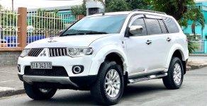 Bán Mitsubishi Pajero Sport năm 2011, màu trắng số tự động giá 520 triệu tại Tp.HCM