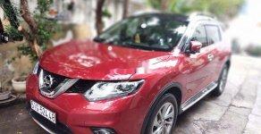 Cần bán lại xe Nissan X trail sản xuất 2017, màu đỏ chính chủ, giá 855tr giá 855 triệu tại Tp.HCM